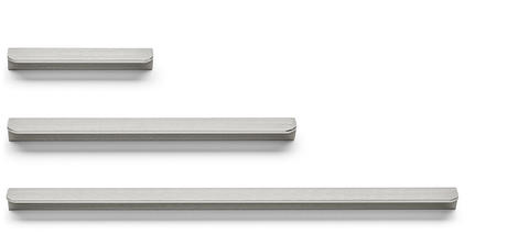 Handle combinations 829 Stainless steel look