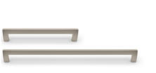 Handle combination 838 Stainless steel look