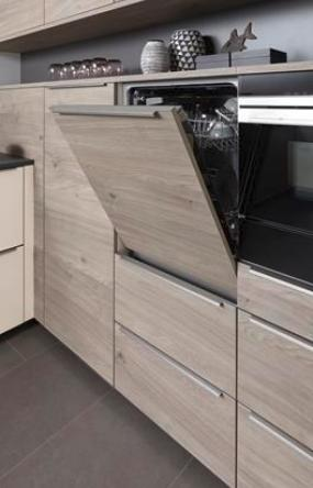 Artwood 22P, Asteiche Platin, Feel 968, Sahara