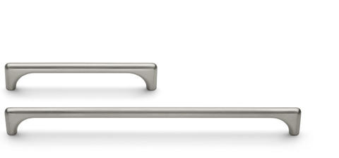 Handle combination 821 Stainless steel look